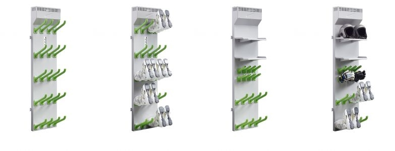Wall Mounted Boot Dryer